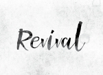 Revival Concept Painted in Ink